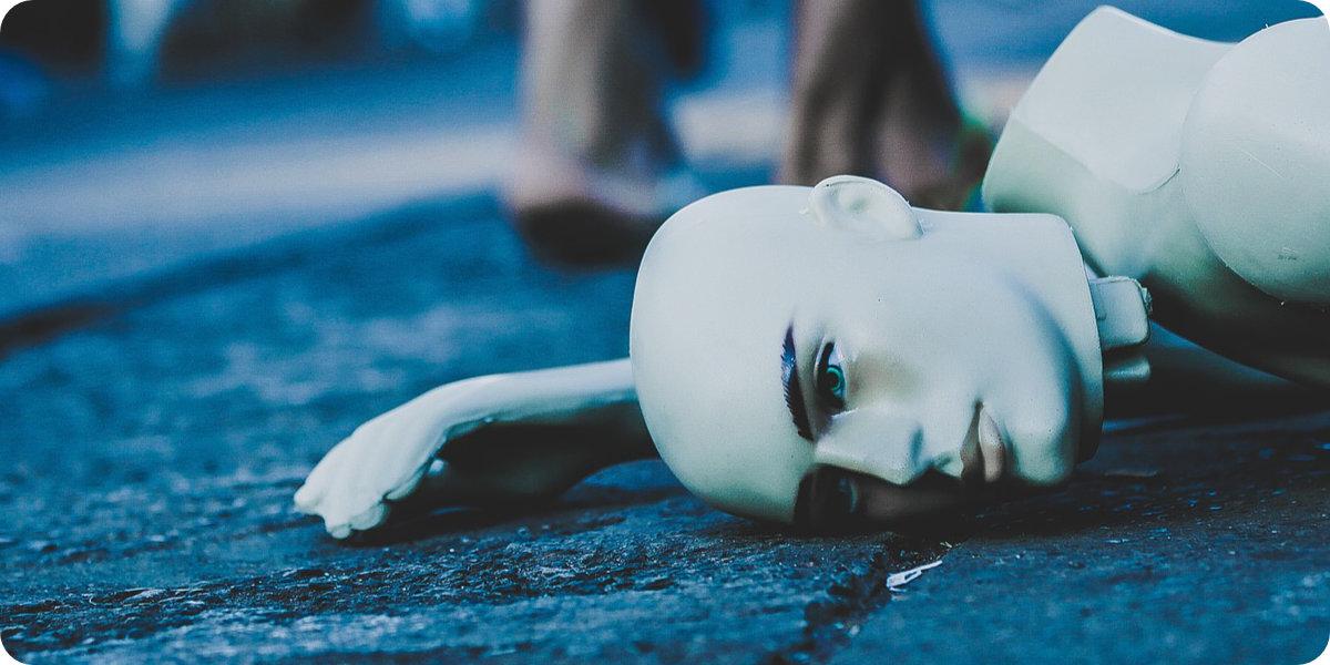 Mannequin - 6 Thriller-Autoren, die Sie nie Vergessen Werden